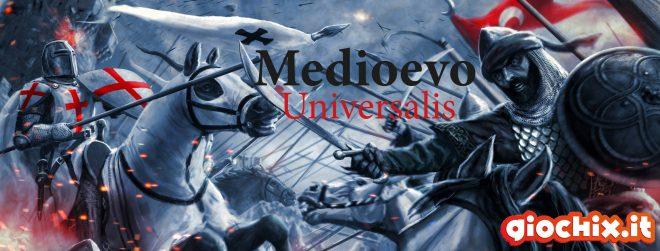 Giochistarter.it: 5 giorni al termine della campagna di Medioevo Universale