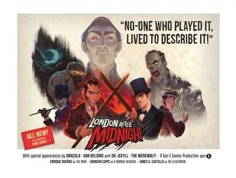 Pendragon Game Studio acquisisce i diritti di London After Midnight