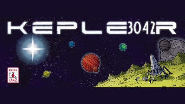 Kepler 3042 – Unboxing