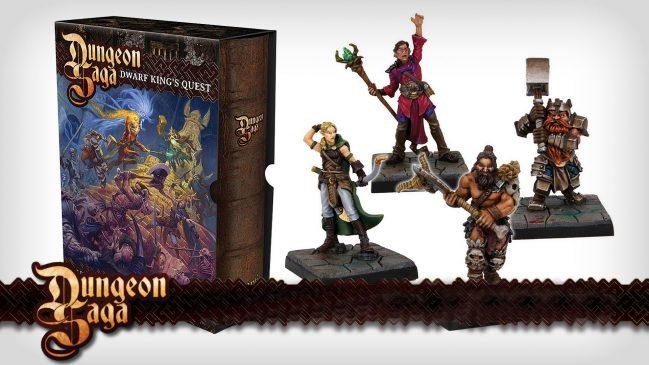 Nuova espansione in uscita per Dungeon Saga