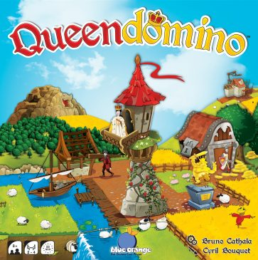 """Il vincitore dello """"Spiel des Jahres"""" Kingdomino espande i propri confini con Queendomino"""