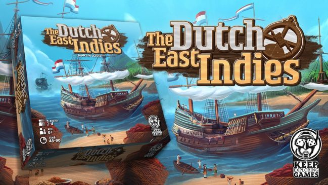 Kickstarter: The Dutch East Indies