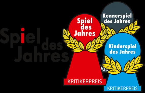 Annunciate le Nomination per lo Spiel des Jahres 2017