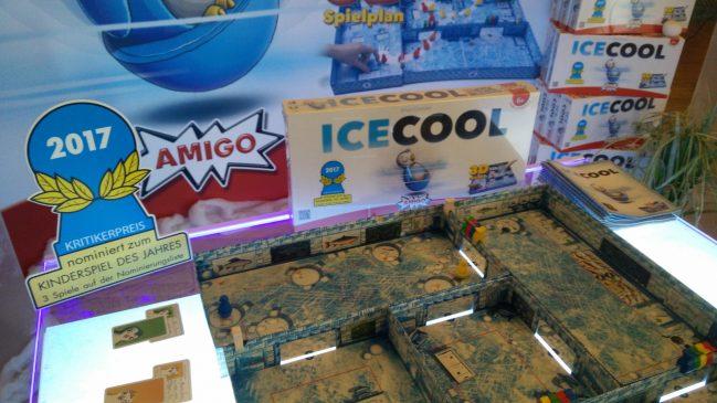 IceCool si aggiudica il Kindergarten Spiel des Jahres 2017