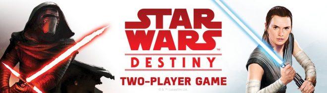 Star Wars Destiny: In arrivo il Set per Due Giocatori!