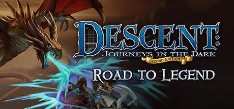 Disponibile in Italiano l'App Road to Legend per Descent: Viaggi nelle Tenebre