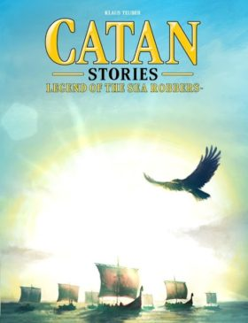 Read more about the article Disponibile Catan Stories: Legend of the Sea Robbers