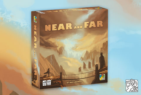DvGiochi annuncia l'edizione italiana di Near and Far